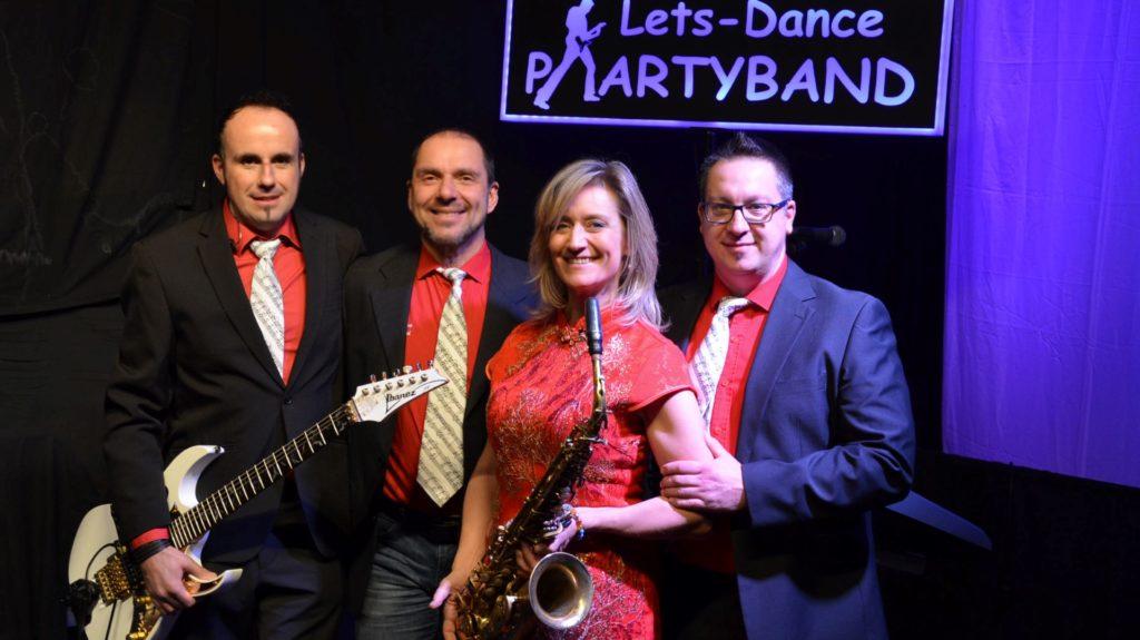 gala ball hochzeitsband partyband
