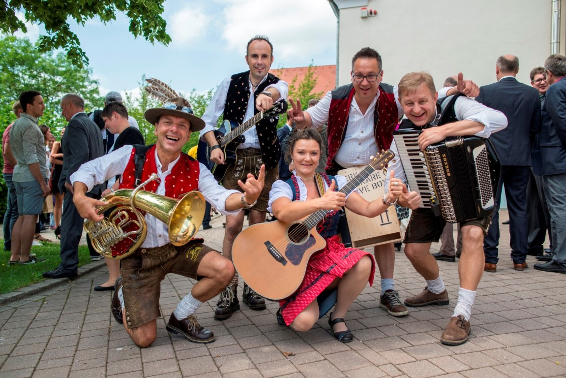 Sound Express Eure Hochzeitsband In Freising Partyband Live