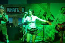 Sängerin Verena